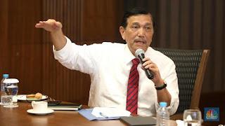 Luhut Mengaku Dihubungi Pihak Abu Dhabi hingga Washington: Mereka Puji Keberanian Jokowi