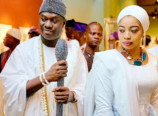 ooni ife dumps wife Queen wuraola ogunwusi