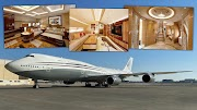 World's Most Lavish Qatari Boeing 747-8 Private Jet On Sale (Features, Aircraft Tour)