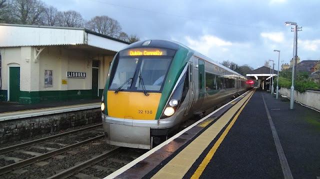 Passagens mais baratas de trem na Irlanda e na Europa