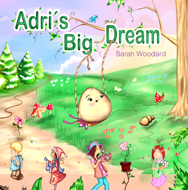 Adri's Big Dream by Sarah Woodard