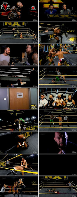 WWE NXT HDTV 480p 26th Aug 2020 300MB || 7starHD