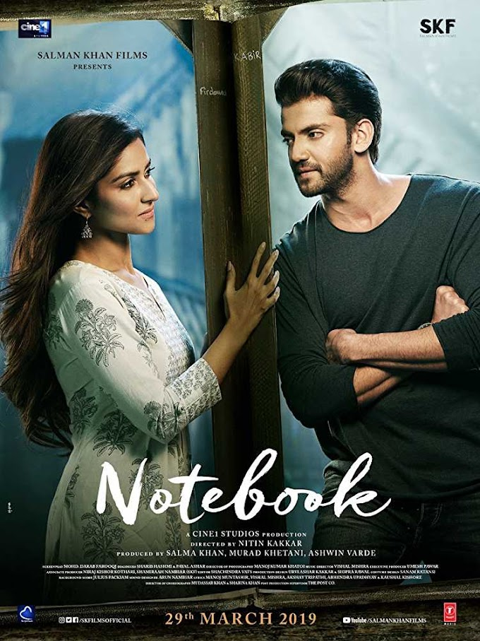 Notebook (Hindi) Ringtones for cellphone