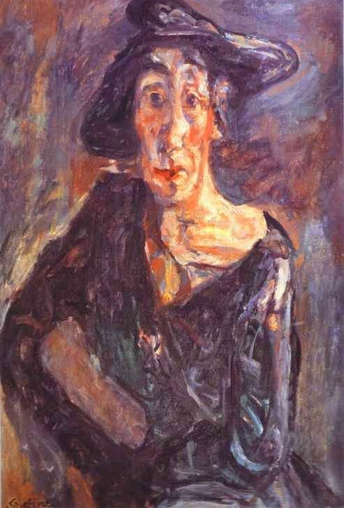 Desolação - Chaïm Soutine e seu expressionismo violento e atormentado
