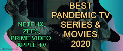 best pandemic zombie movies 2020
