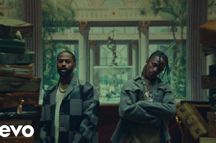 Watch: Big Sean - Lithuania Featuring Travis Scott