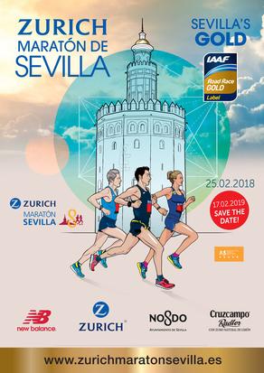 Zurich Maratón de Sevilla 2018