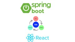 Full stack project with spring boot java and react - TDD