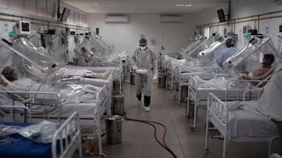 661 New COVID-19 Cases Reported In Nigeria