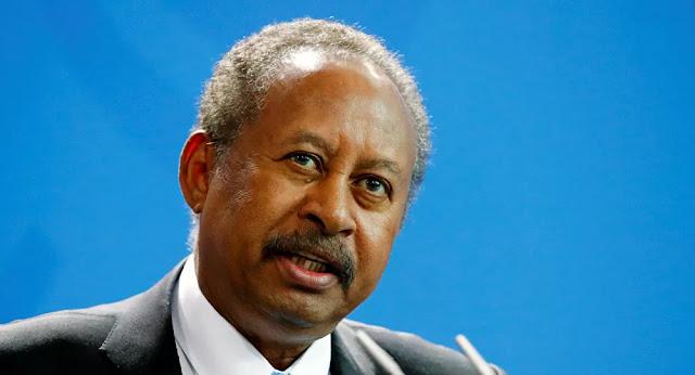 السودان، رئيس الوزراء السوداني عبد الله حمدوك، أثيوبيا، أديس أبابا،  منطقة تيغراي،  حربوشة نيوز