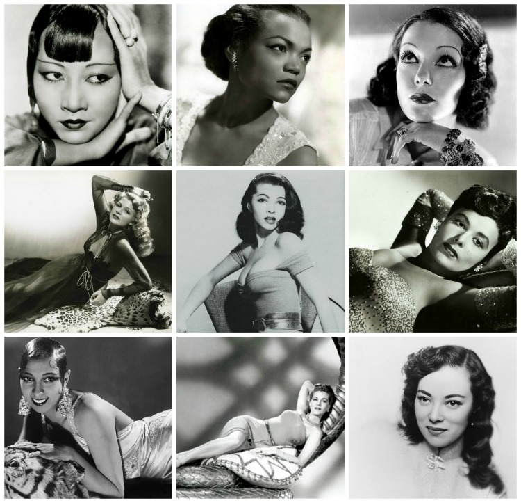 A Vintage Nerd, Vintage Blogger, Truths About Pinups of Color, Maria Montez, Women of Color in Old Hollywood