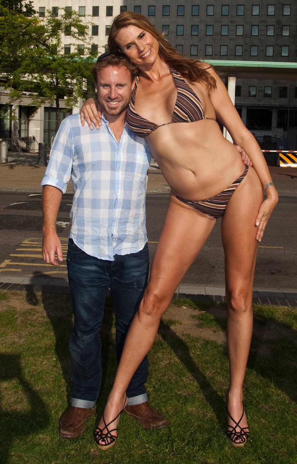 Tall Women Bikini 121