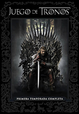 Game Of Thrones (TV Series) S01 DVD R1 NTSC Latino