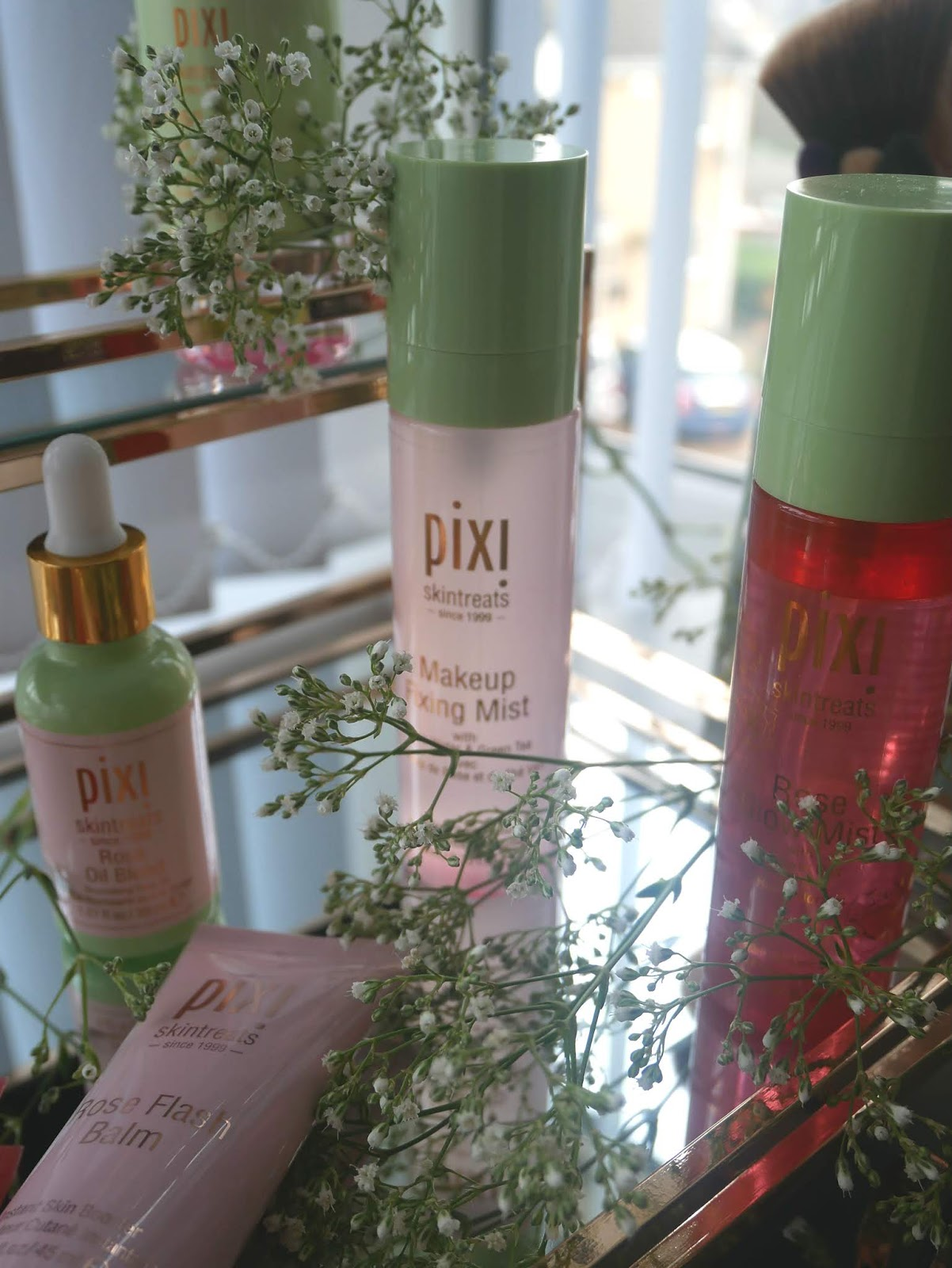 pixi rose range review