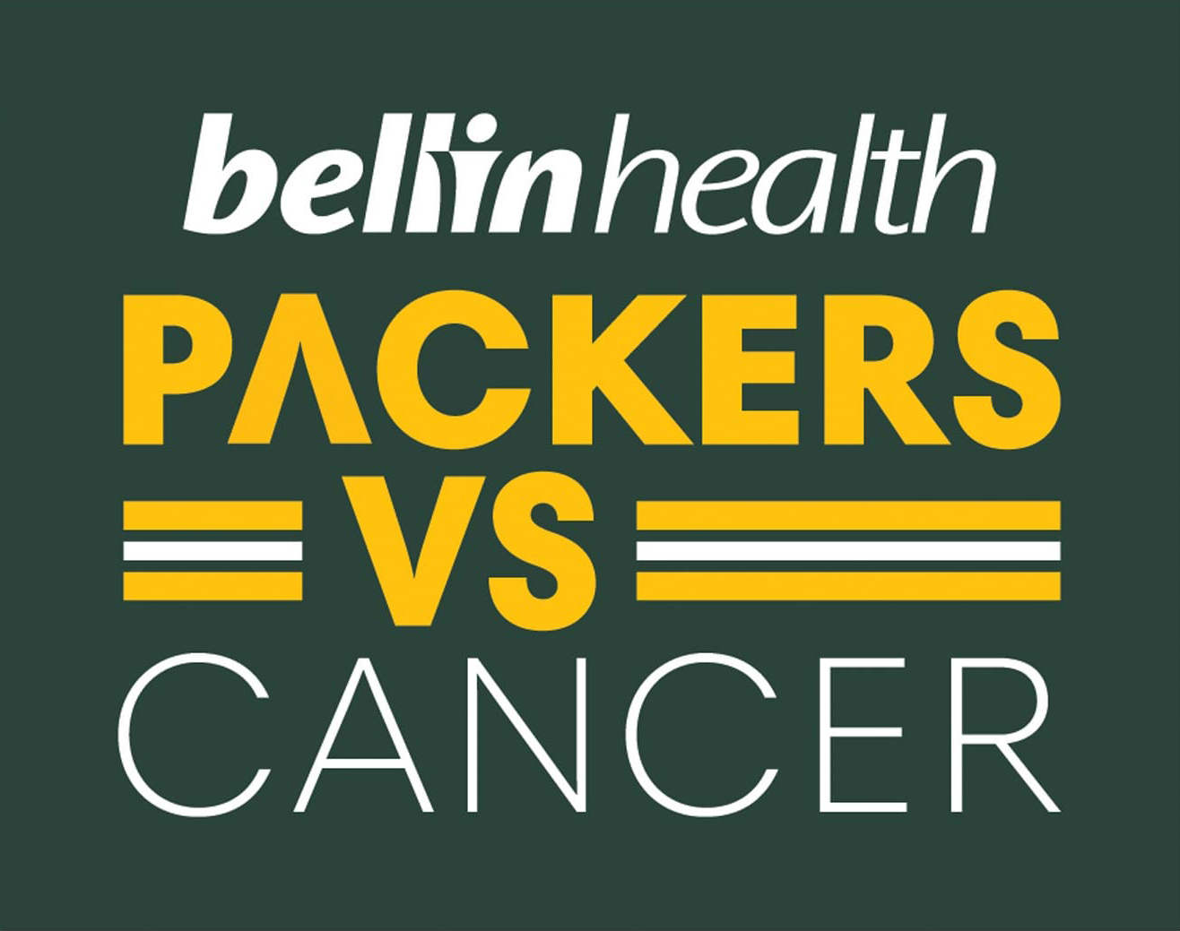 PACKERS vs. CANCER