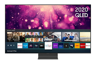 Samsung 2020 55 inch 4k tv for gaming