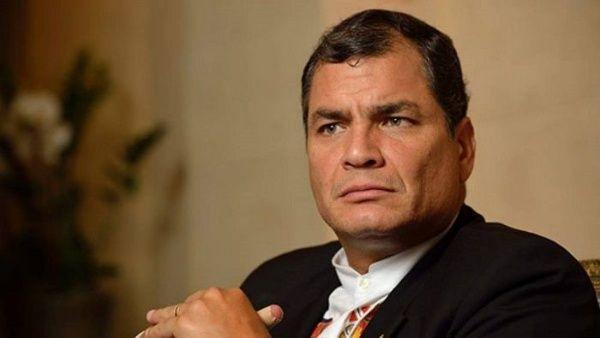 Rafael Correa denuncia contradicciones sobre caso Odebrecht