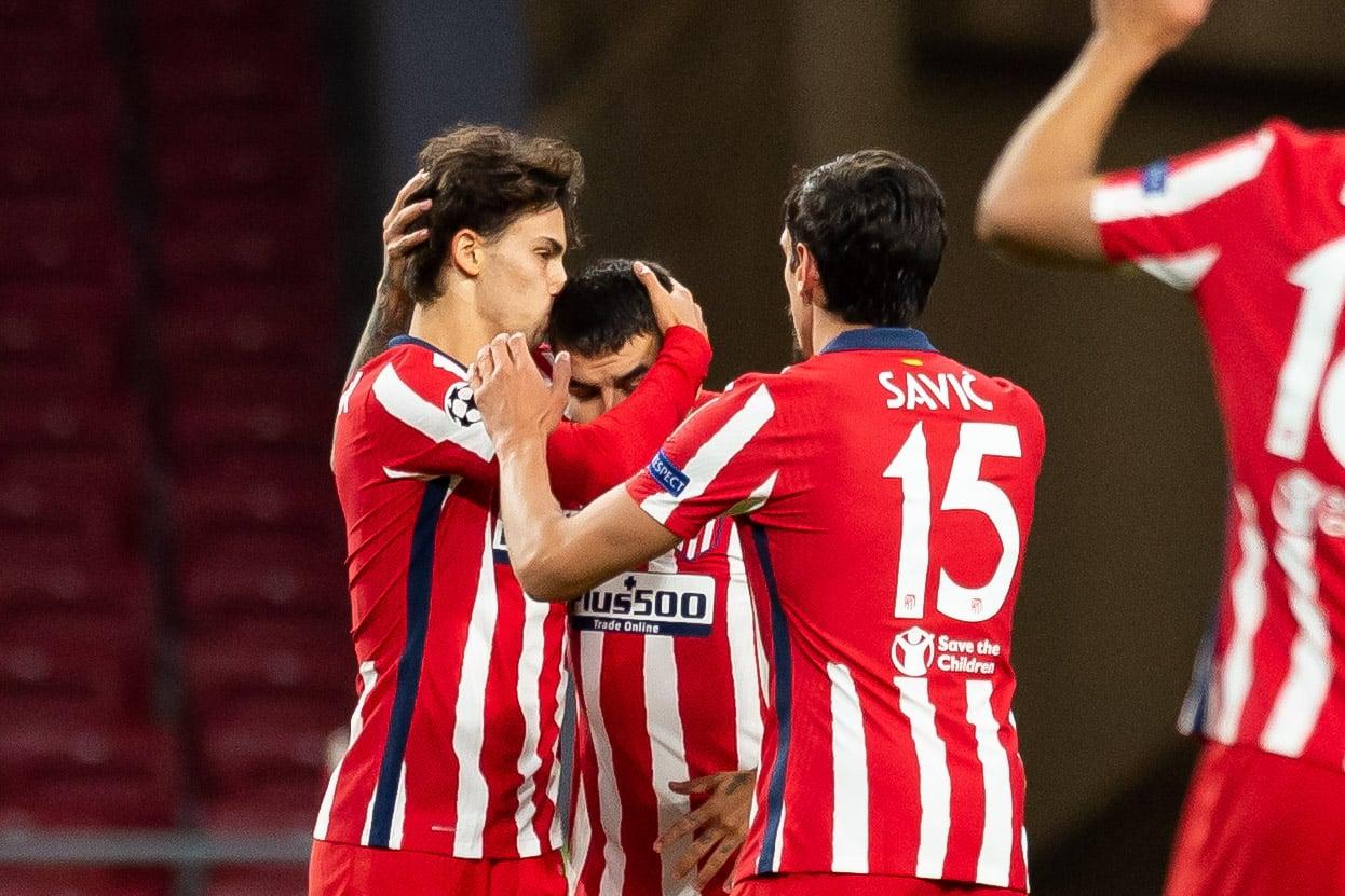 Atlético de Madrid Salzburgo