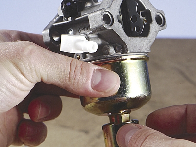 How to Preform a Complete Carburetor Clean Out | Lawn Mower