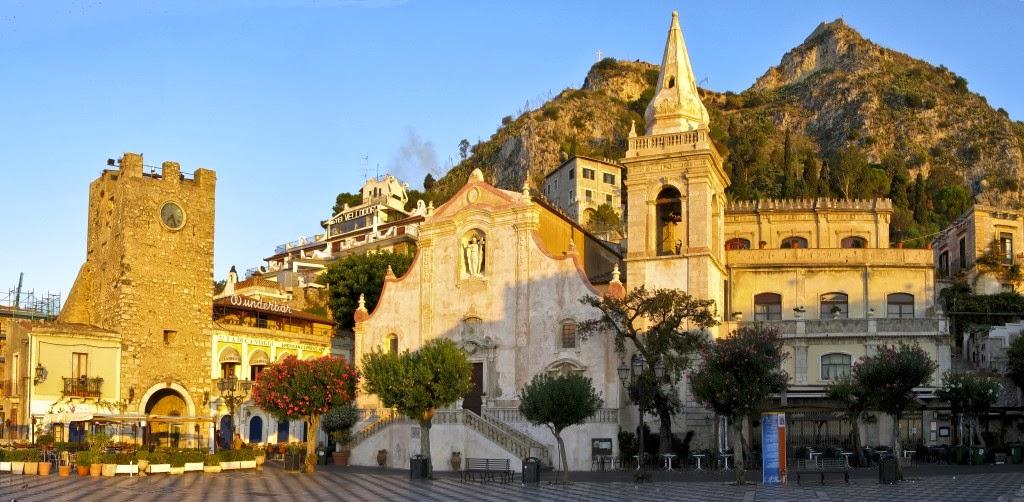 I 10 luoghi più Romantici d'Italia - Taormina