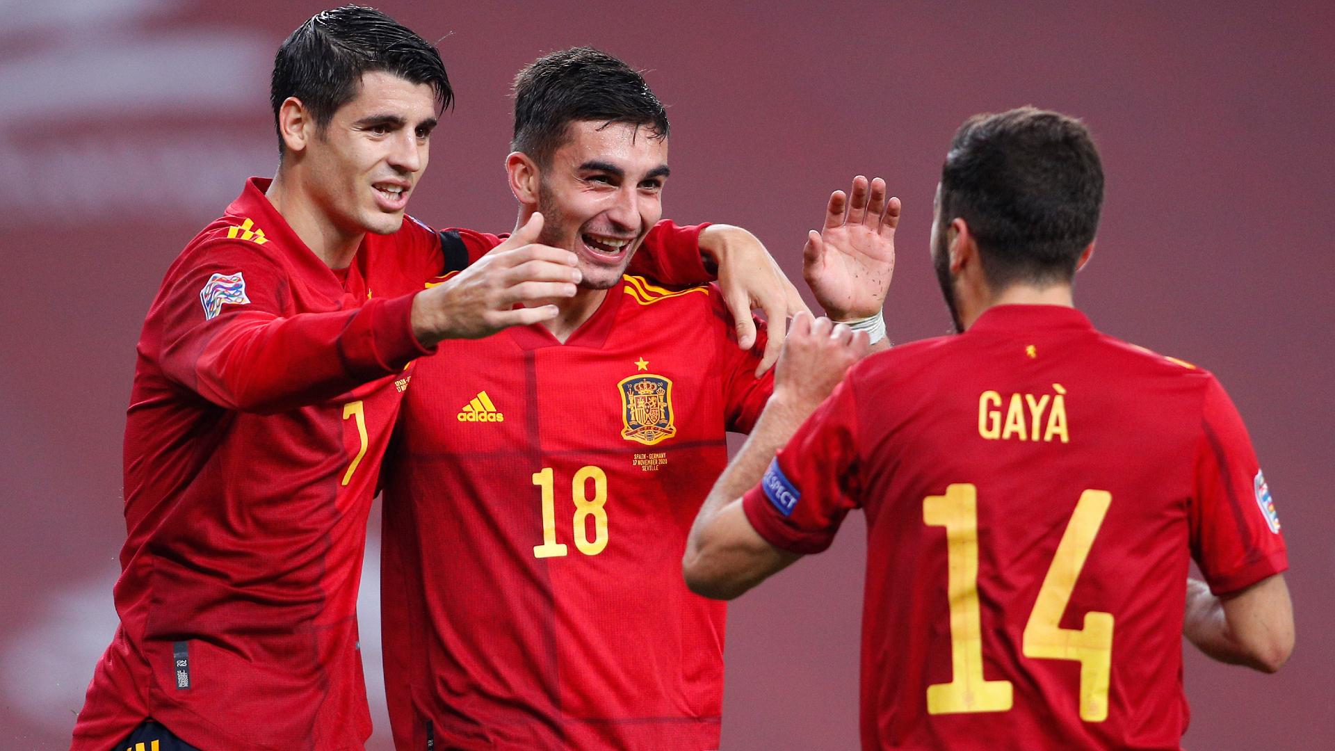 Spain lock horns with Sweden in Sevilla