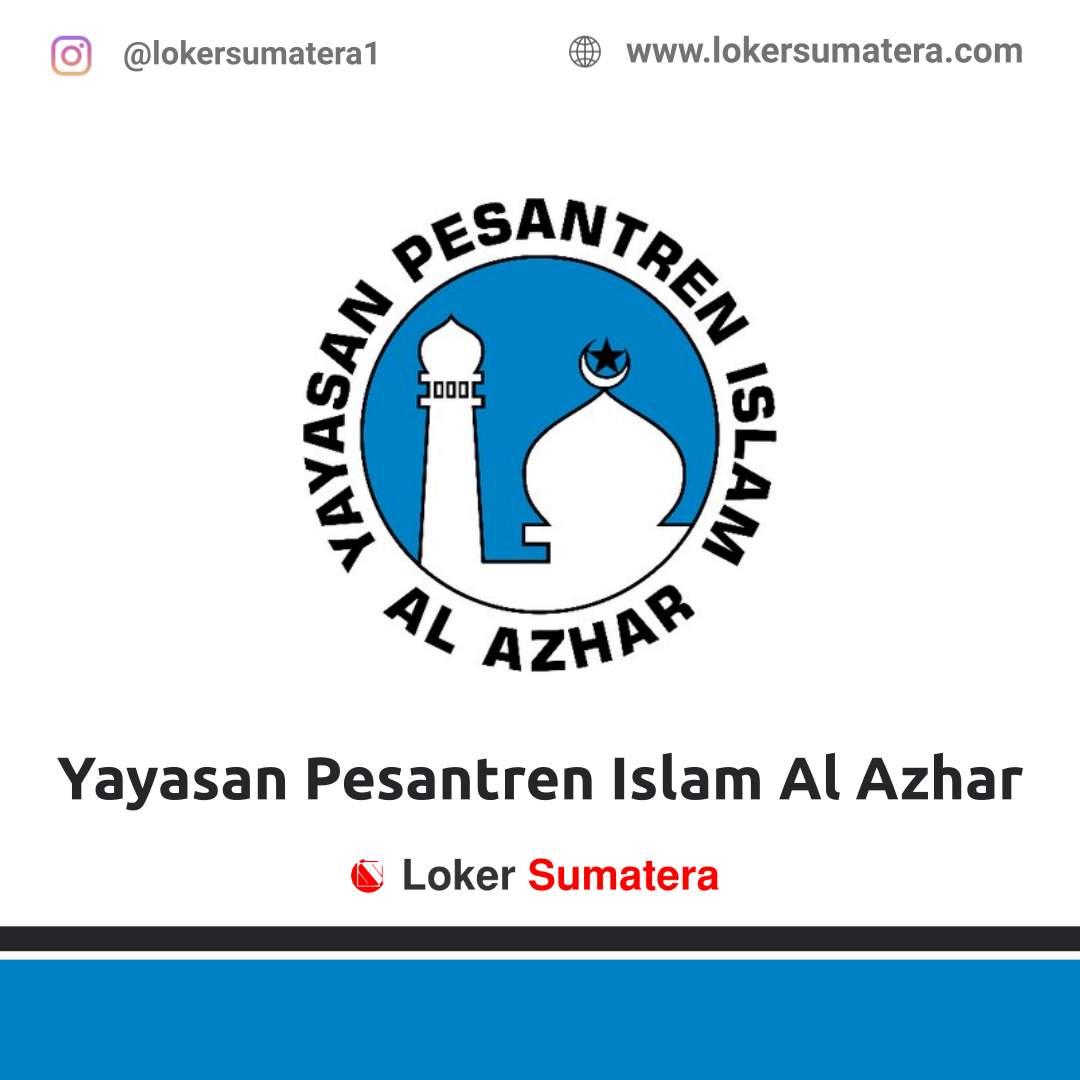 Lowongan Kerja Pekanbaru: Yayasan Pesantren Islam (YPI) Al Azhar Cabang Riau Februari 2021