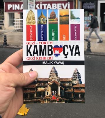 Gezi-Yorum Kamboçya Gezi Rehberi, Malik Yavaş