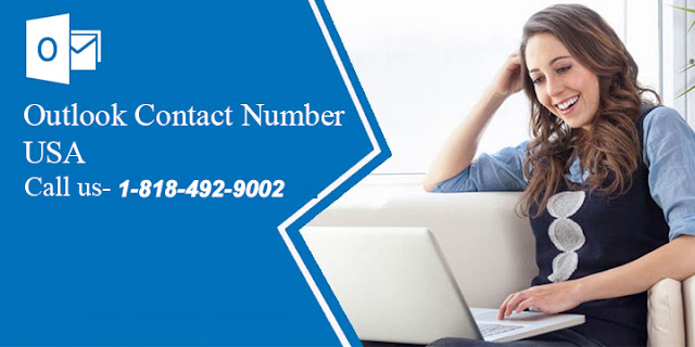 Outlook  Technical Number Support USA
