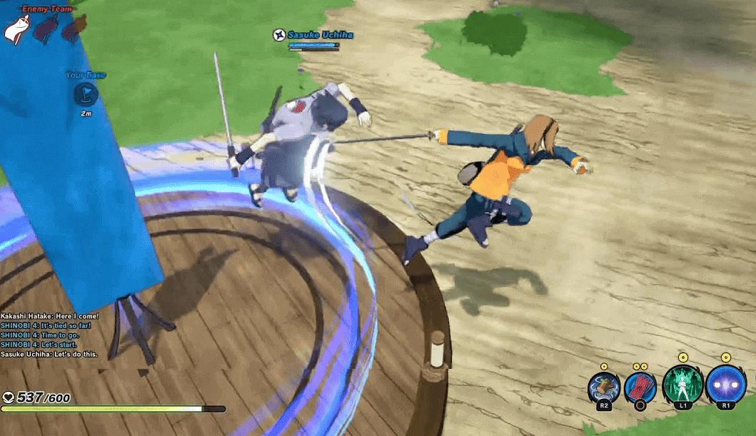 تحميل لعبة naruto to boruto shinobi striker للكمبيوتر