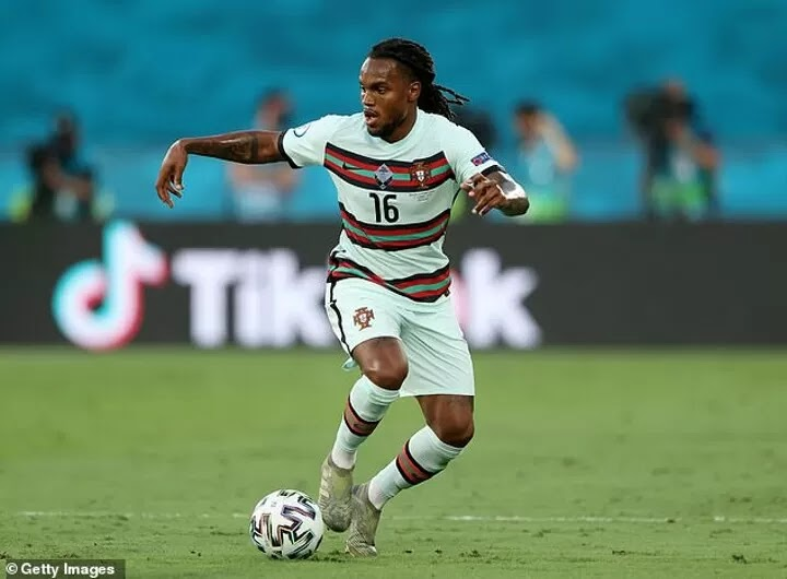 Barcelona are 'keen to sign Lille and Portugal midfielder Renato Sanches'