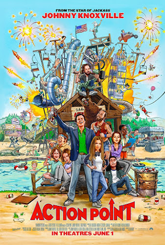 Action Point (BRRip 720p Dual Latino / Ingles) (2018)