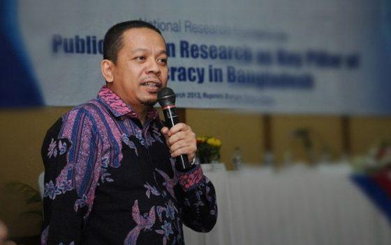 Bantah Dirinya Disebut Pencetus Komunitas Jokowi-Prabowo, Qodari Justru Jawab Begini