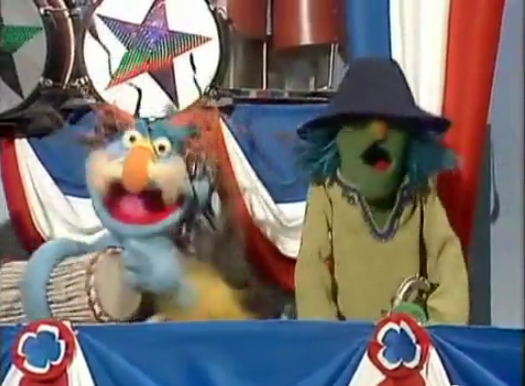 Zoot Family Muppet Christmas