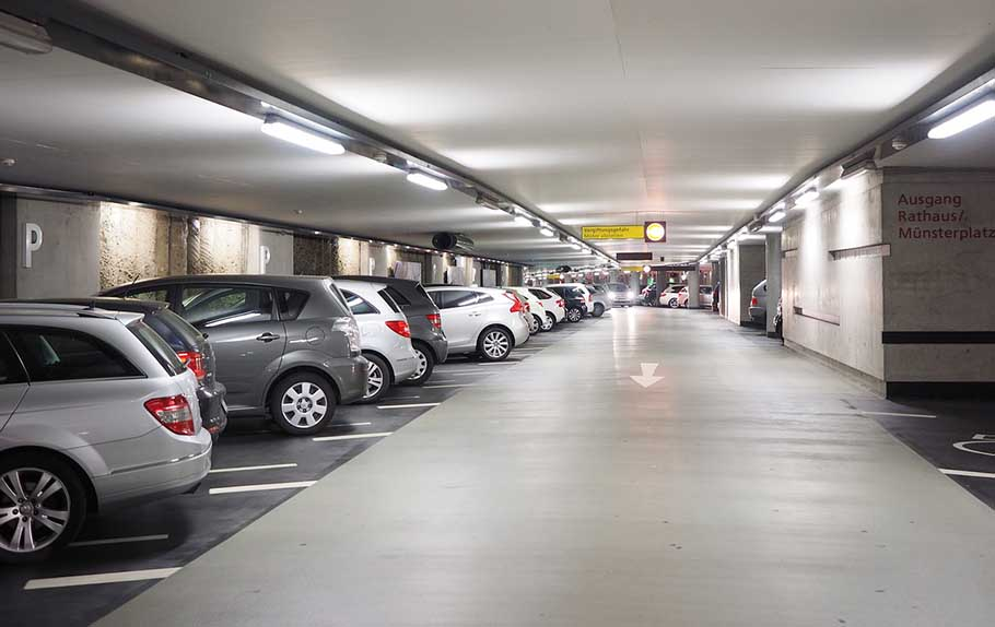Airport Parking, carpark, car park, cars, parking lot