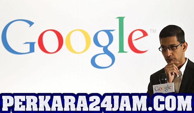 CEO Google Sundar Pichai Kini Punya Kekayaan Rp 14 Triliun