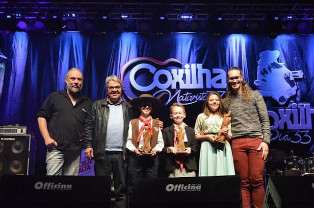 Vencedores da Coxilha Piá