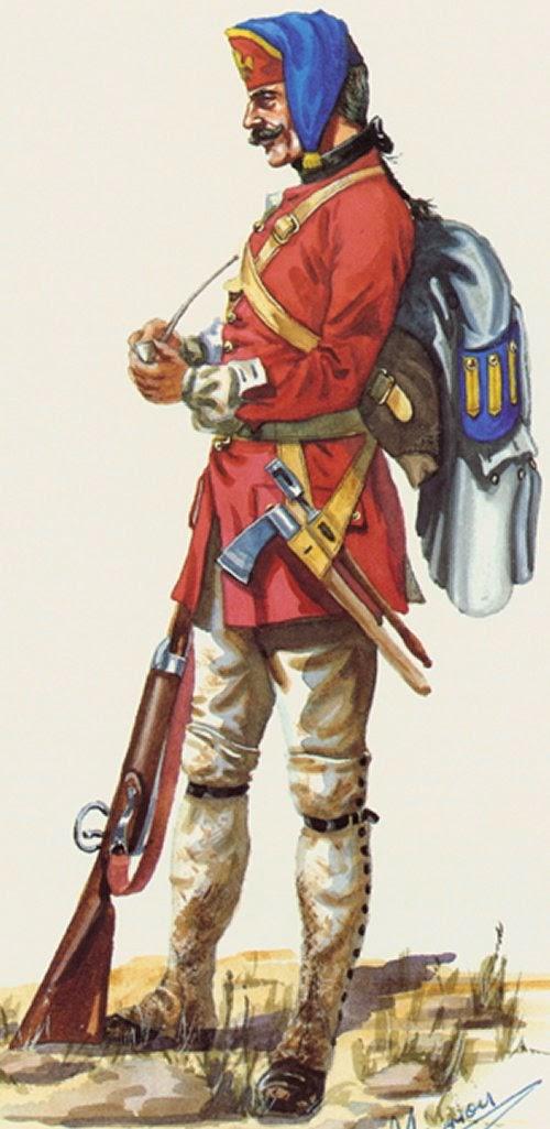 La Sarre Grenader Corporal picture 1