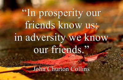 Great Adversity Quotes