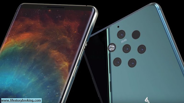 Nokia-9-Price-in-India-December-2018- Release-Date-Feb-25-2019