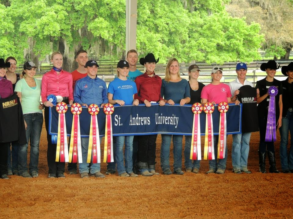 St Andrews Equestrian Program
