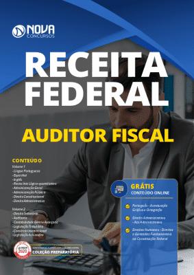 Apostila Receita Federal 2020 Impressa e PDF Grátis Cursos Online