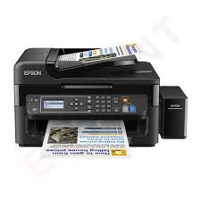 Remote printing together with checking past times agency of Wi Epson L566 Driver Downloads
