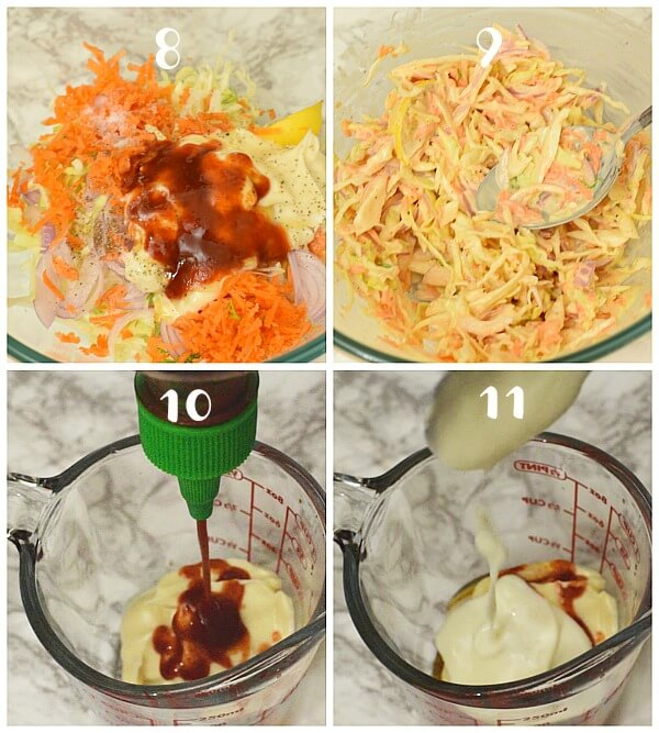 steps to make spicy sriracha sauce