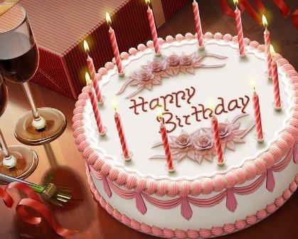 Free birthday cake wallpapers coolest birthday cake - Beautiful birthday wallpaper ...