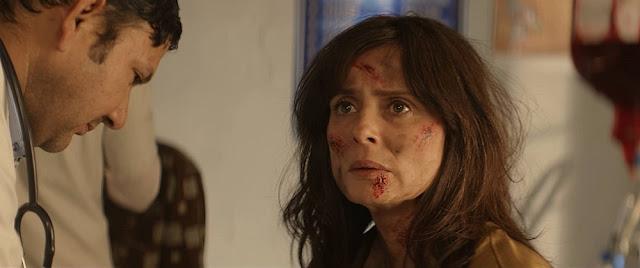 Aitana Sánchez - Gijón en una escena de 'La Cinta de Alex'