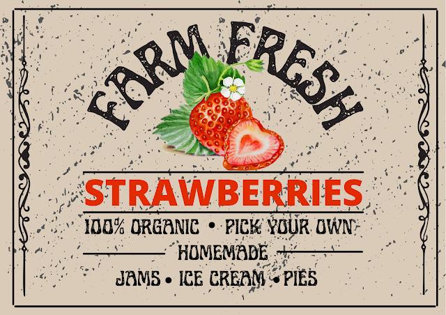 Free Farmhouse Summer Printables