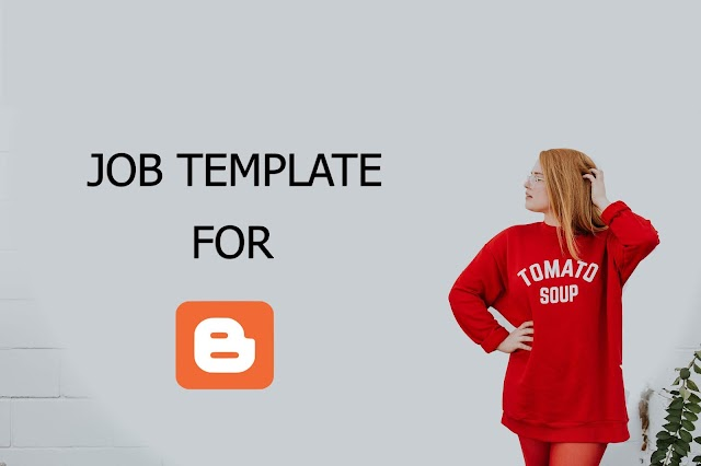 6 Best Job Portal Blogger Template ● Blogspot Templates 2021