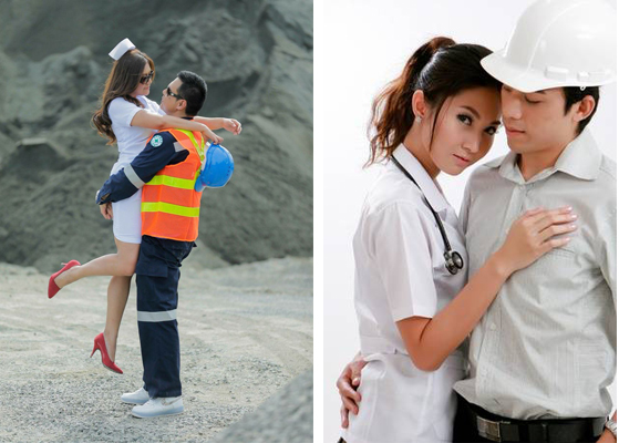 Engineer and Nurse Dating