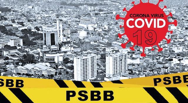 Corona Makin Menggila! Pemerintah Putuskan PSBB Jawa-Bali 11-25 Januari 2021