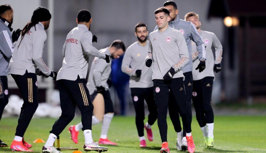 """Ο Ολυμπιακός αντιμετωπίζει απόψε την Αϊντχόφεν, για το πλαίσιο της φάσης των """"32"""" του Uefa Europa League, όπου οι εμφανίσεις των δύο ομάδων έγιναν γνωστές..."""